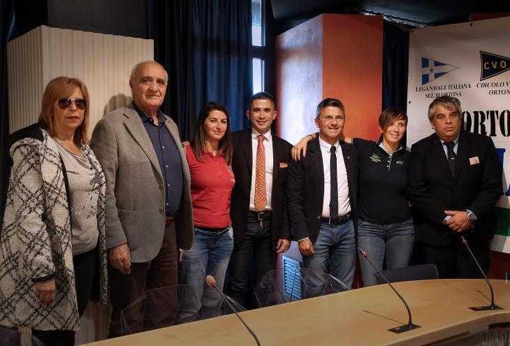 SPORT: PRESENTATA REGATA 'ITALIA CUP' DI ORTONA