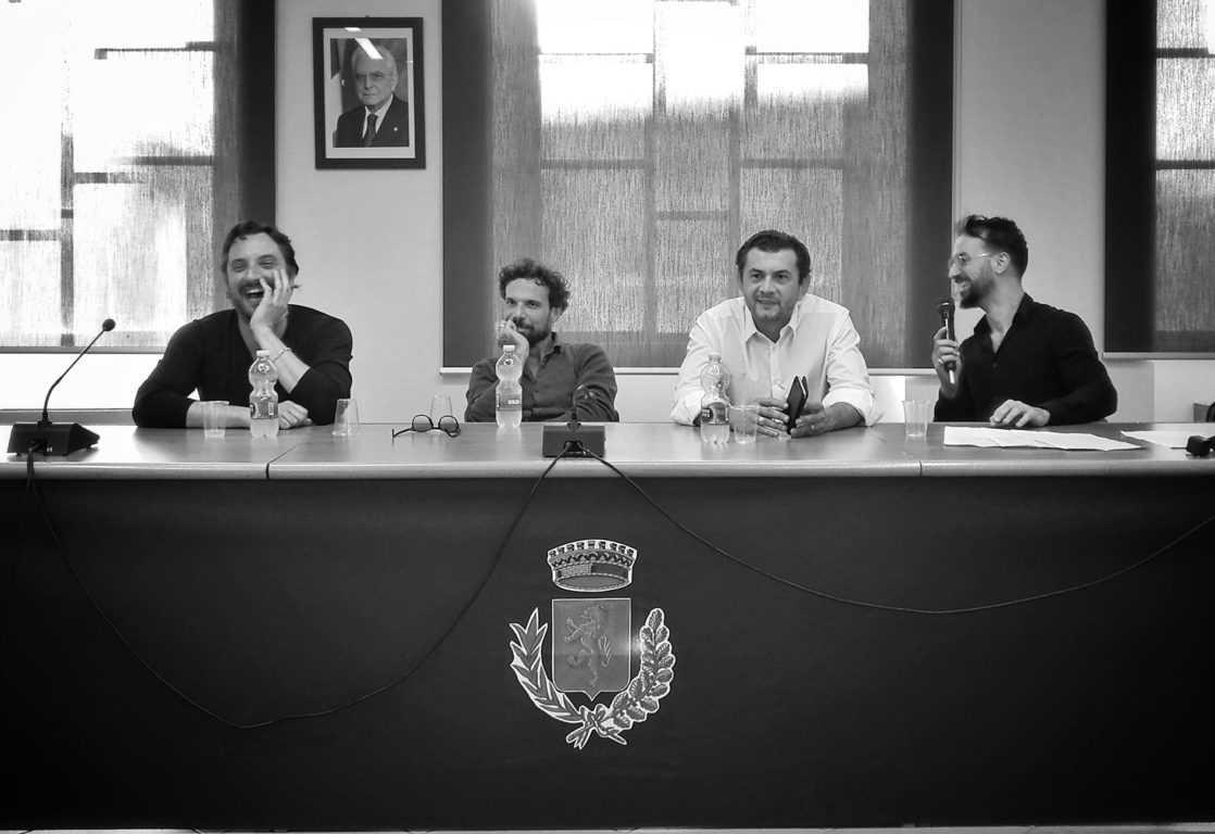 """ROMANZO CRIMINALE A BELLANTE… IL  """"FREDDO"""" E IL """"LIBANESE""""  INCONTRANO GLI STUDENTI"""