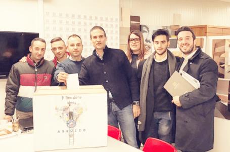 FOTO   FORZA ITALIA GIOVANI ABRUZZO: CONTINUA IL TOUR DEL BOX DELLE IDEE