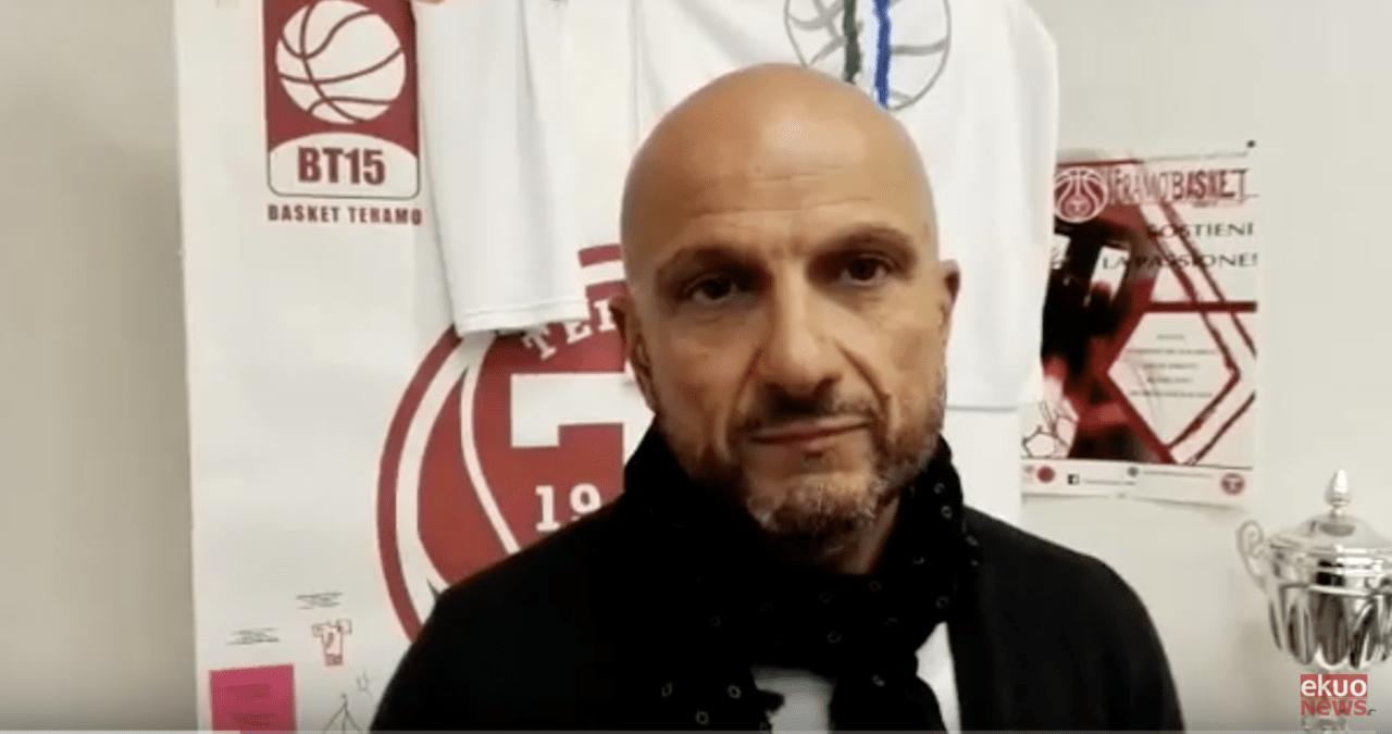 VIDEO | PRESENTATO IL NUOVO DIESSE DELL'ADRIATICA PRESS TERAMO, VENANZIO D'ALESSIO
