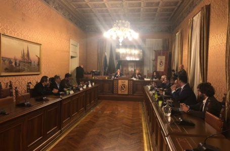 Provincia, approvato il bilancio consolidato delle partecipate: in Consiglio entra Luca Lattanzi