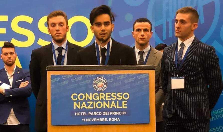 FORZA ITALIA, IL MOSCIANESE DYLAN IEZZI ELETTO RAPPRESENTANTE NEL CONSIGLIO NAZIONALE GIOVANI