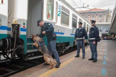 Polfer, 1500 controlli nella settimana tra Abruzzo Marche e Umbria: e 2 arresti