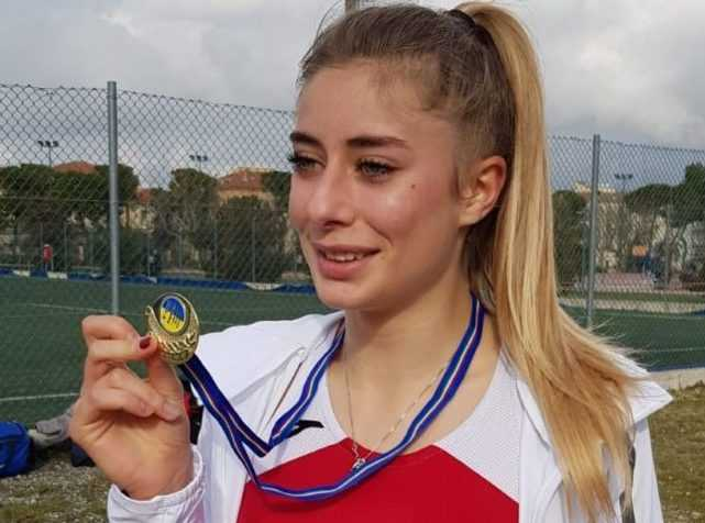 Gaia Sabbatini non passa il turno agli Europei Indoor