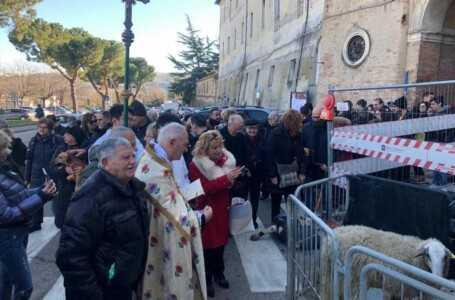 Torna la festa di Sant'Antonio Abate di Teramo Nostra con la benedizione degli animali