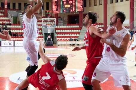 Basket, per Roseto un'altra magia: Teramo vince ma quanta paura !!