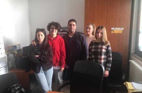 ALTERNANZA SCUOLA LAVORO, 4 STUDENTESSE DEL LICEO SAFFO HANNO SVOLTO IL PERCORSO D'ISTRUZIONE IN UNO STUDIO LEGALE