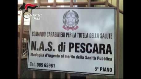 CONTROLLO IN ALBERGO DEL CHIETINO, DENUNCIA DEI NAS: TROVATI 90 KG CARNE A RISCHIO