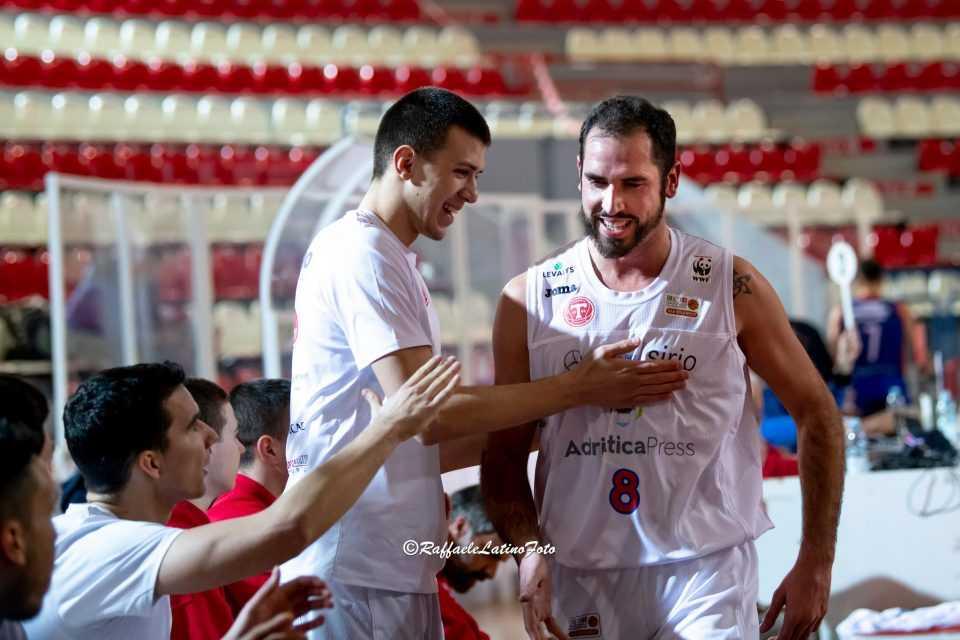 """Basket B, Valerio Marsili: """"Con Civitanova faremo una grande prestazione per conquistare la vittoria"""""""