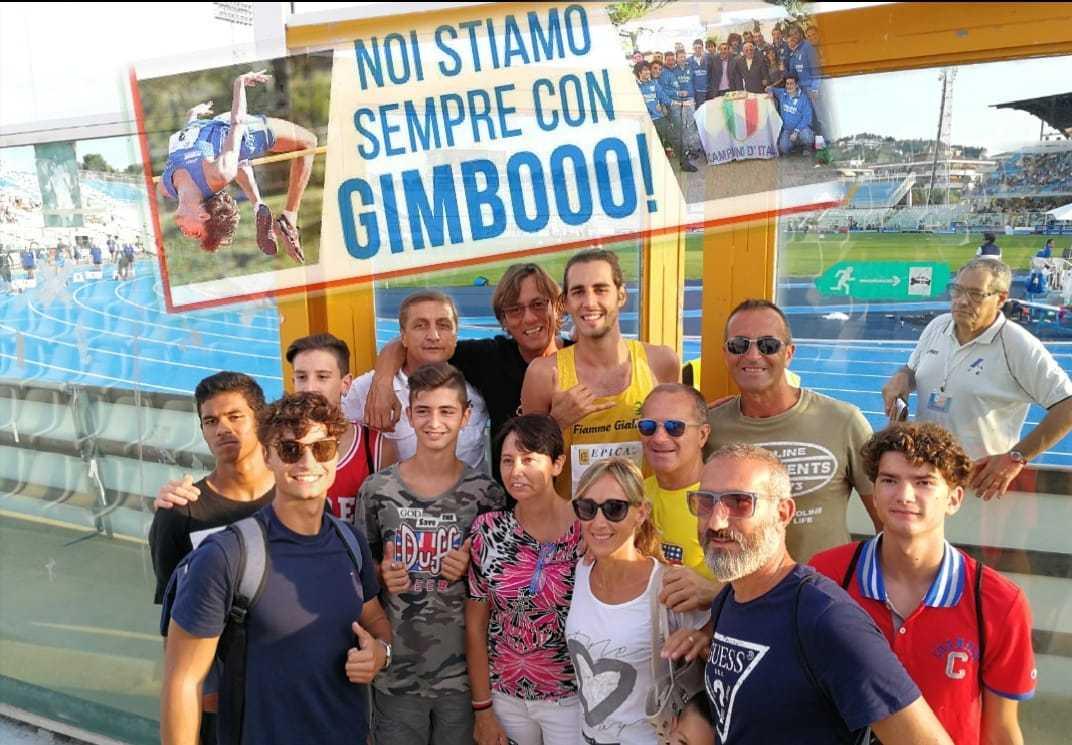 Atletica Vomano, per Gianmarco Tamberi Tris di vittorie del Campione di  salto in alto