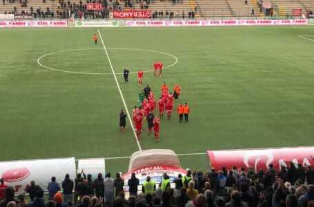 VIDEO    Il Teramo molto più vicino alla vittoria che alla sconfitta: l'1-1 è bene accetto!