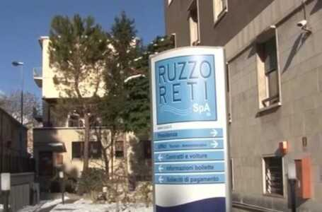 Ruzzo Reti, provvedimenti per l'approvvigionamento idrico