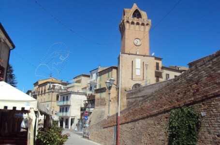 Tortoreto, riqualificazione scalinate mura di cinta: approvato progetto per 50.000 euro