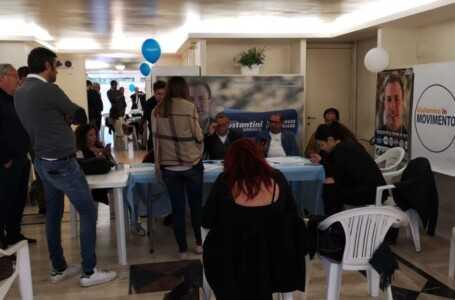 FOTO | Giulianova, si va al ballottaggio tra Costantini e Tribuiani. Flop PD e 5Stelle