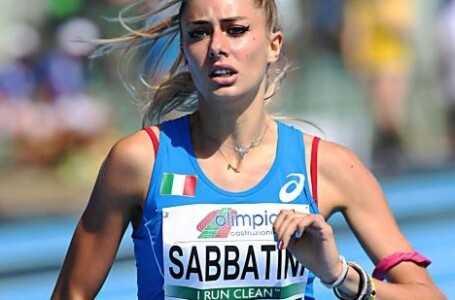 Atletica, nuovo record personale sugli 800 di Gaia Sabbatini