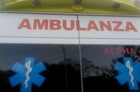 Teramo, sequestrata ambulanza in servizio: era senza assicurazione e senza revisione da due anni
