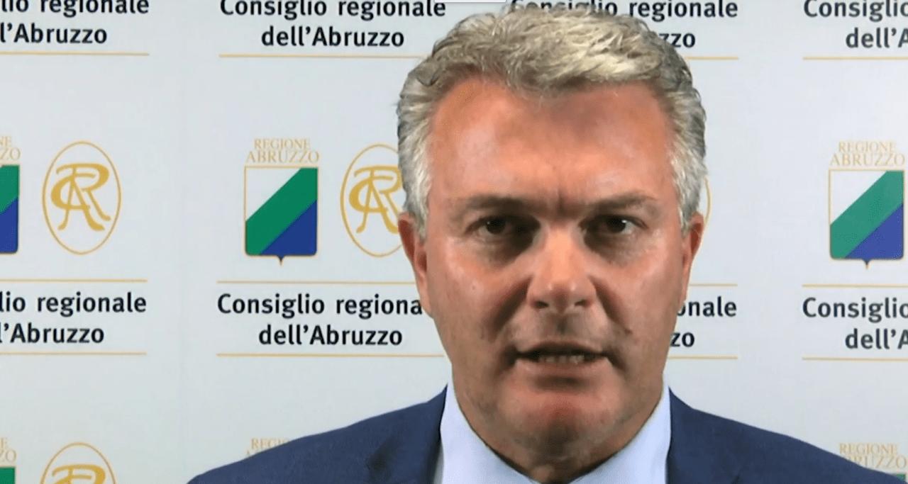 VIDEO   Produttori di latte: interpellanza del consigliere regionale Dino Pepe