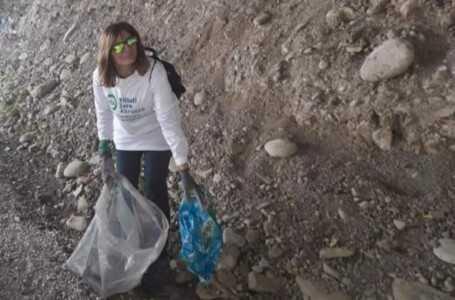 Teramo, Rifiuti Zero Abruzzo con Legambiente e INPS per pulire la città
