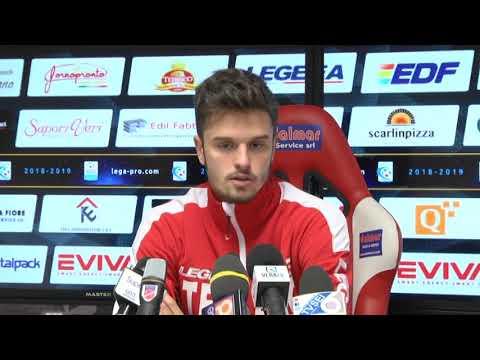 VIDEO | Teramo Calcio, Matteo Piacentini: l'under più esperto di tutta la Lega Pro