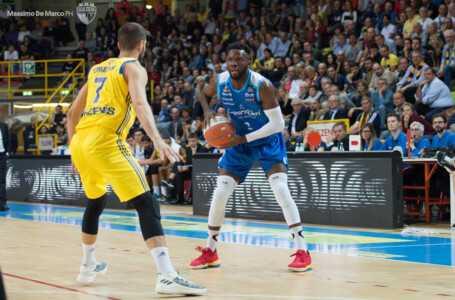 Basket A2, la Sapori Veri Roseto esce sconfitta dal parquet di Verona (82-62)