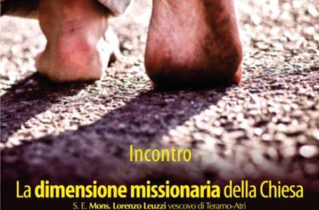 Diocesi Teramo, triplice appuntamento per la chiusura del mese missionario