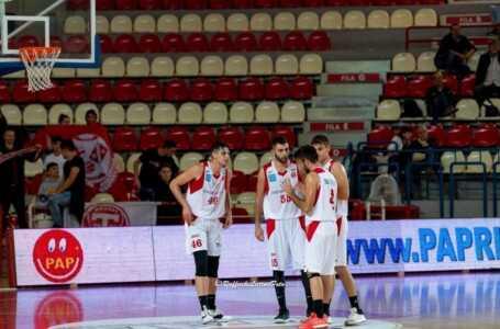 Basket B, uno stoico Teramo perde con il Piacenza  (51-53)
