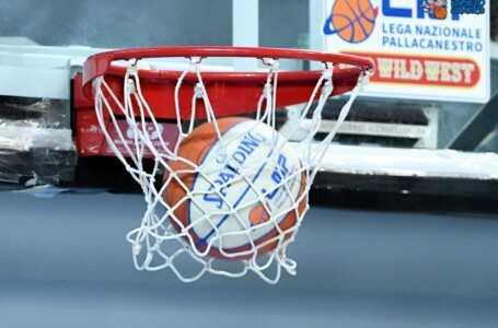 Basket Supercoppa, non si disputerà Giulia Basket – Roseto: c'è un positivo tra i giallorossi