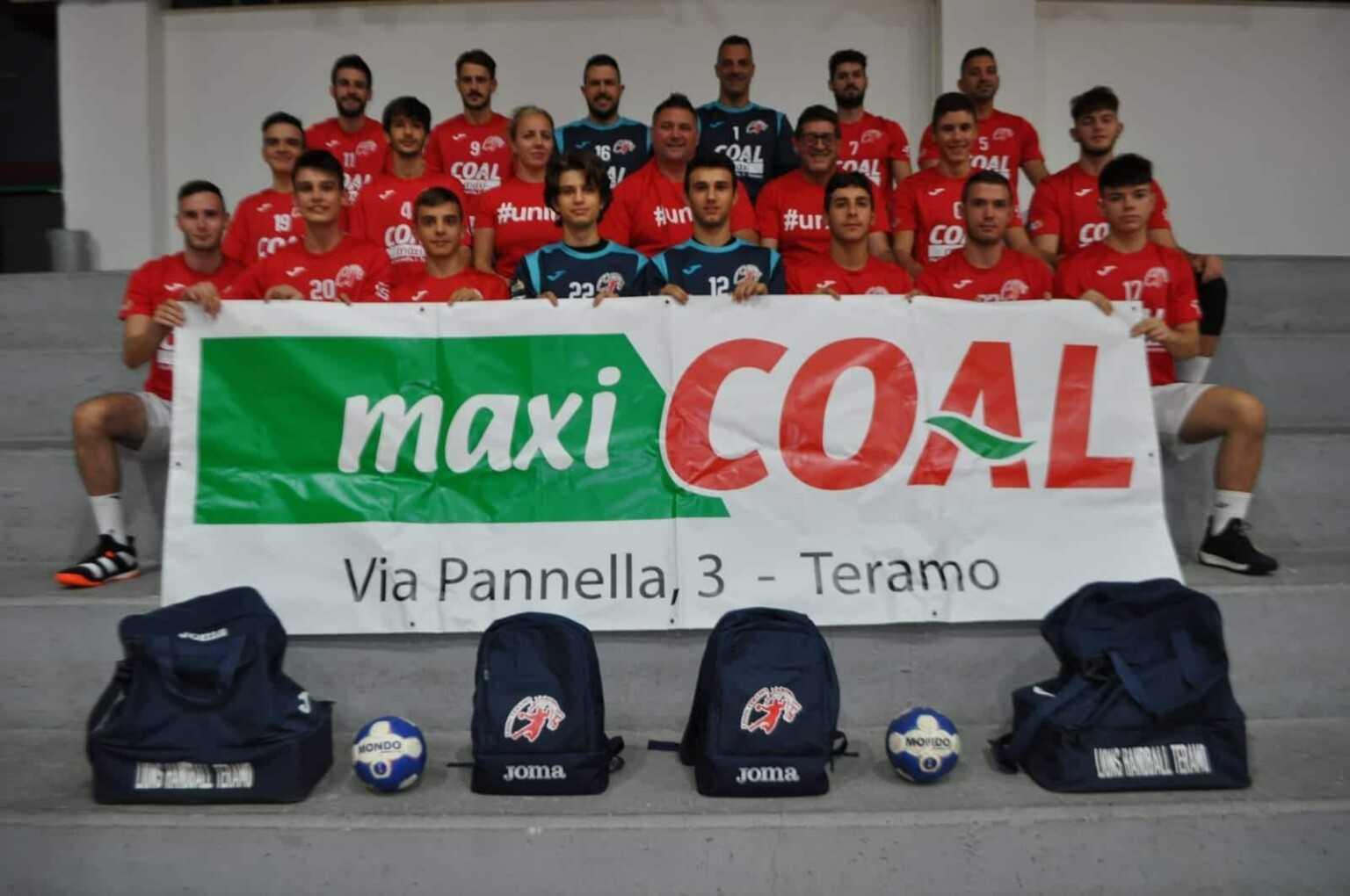 Handball, la Lions Teramo esce indenne da Alcamo