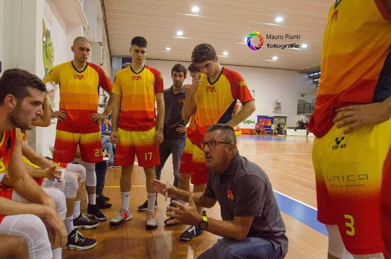 Basket B, la Globo Giulianova batte il Porto Sant'Elpidio (75-66)