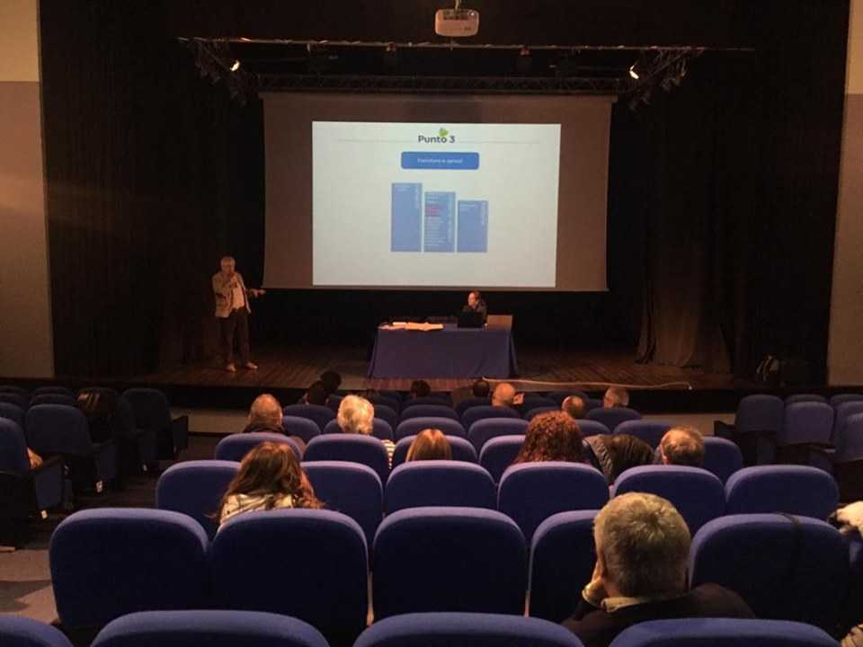 FOTO | A Pineto si è svolto oggi il seminario sul Codice degli Appalti