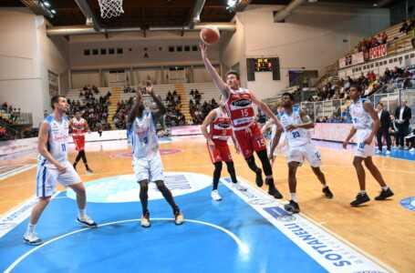 Basket A, la Sapori Veri cade nettamente in casa contro il Mantova (62-82)