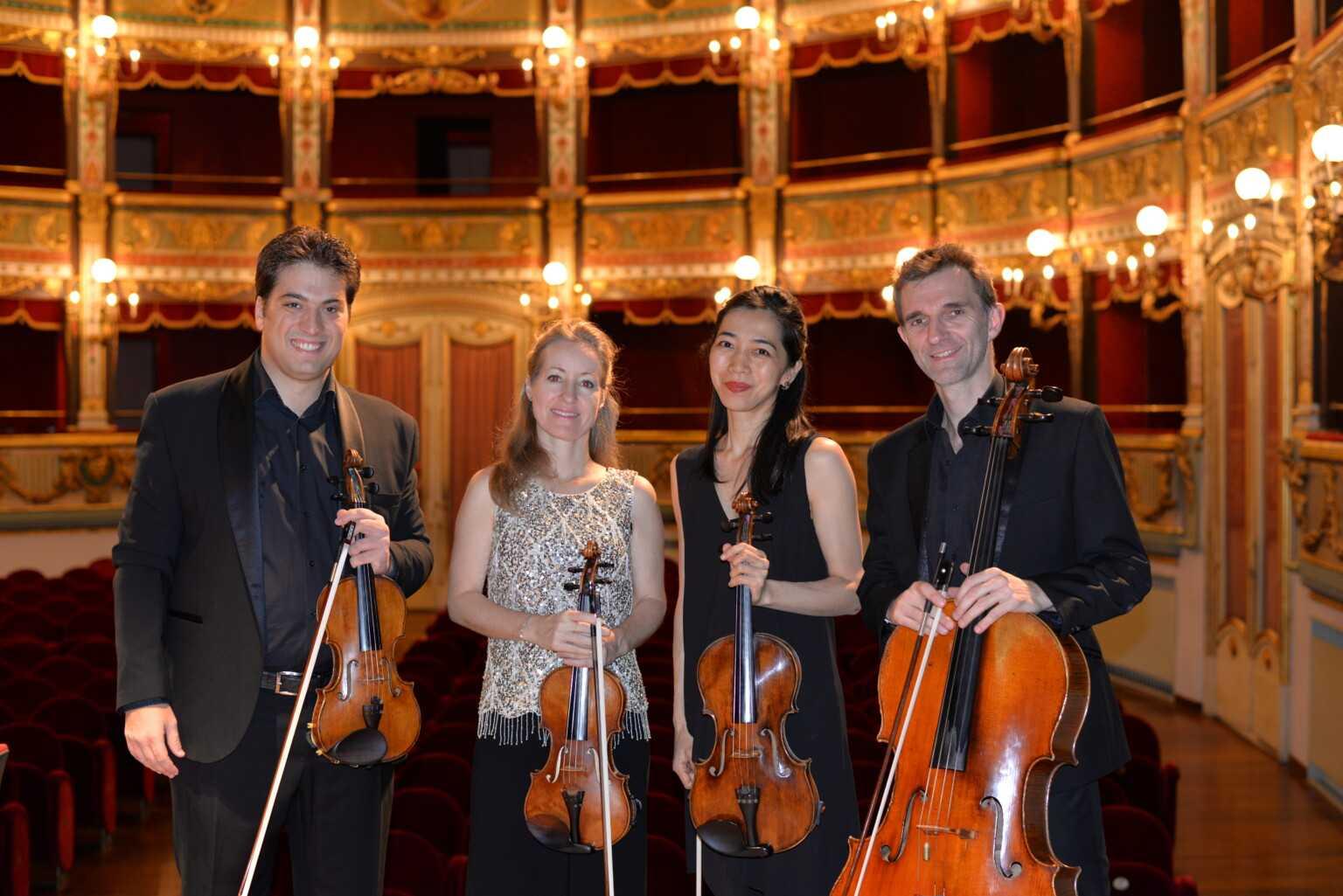 Teramo, Philarmonia Chambers Players in concerto per la Riccitelli