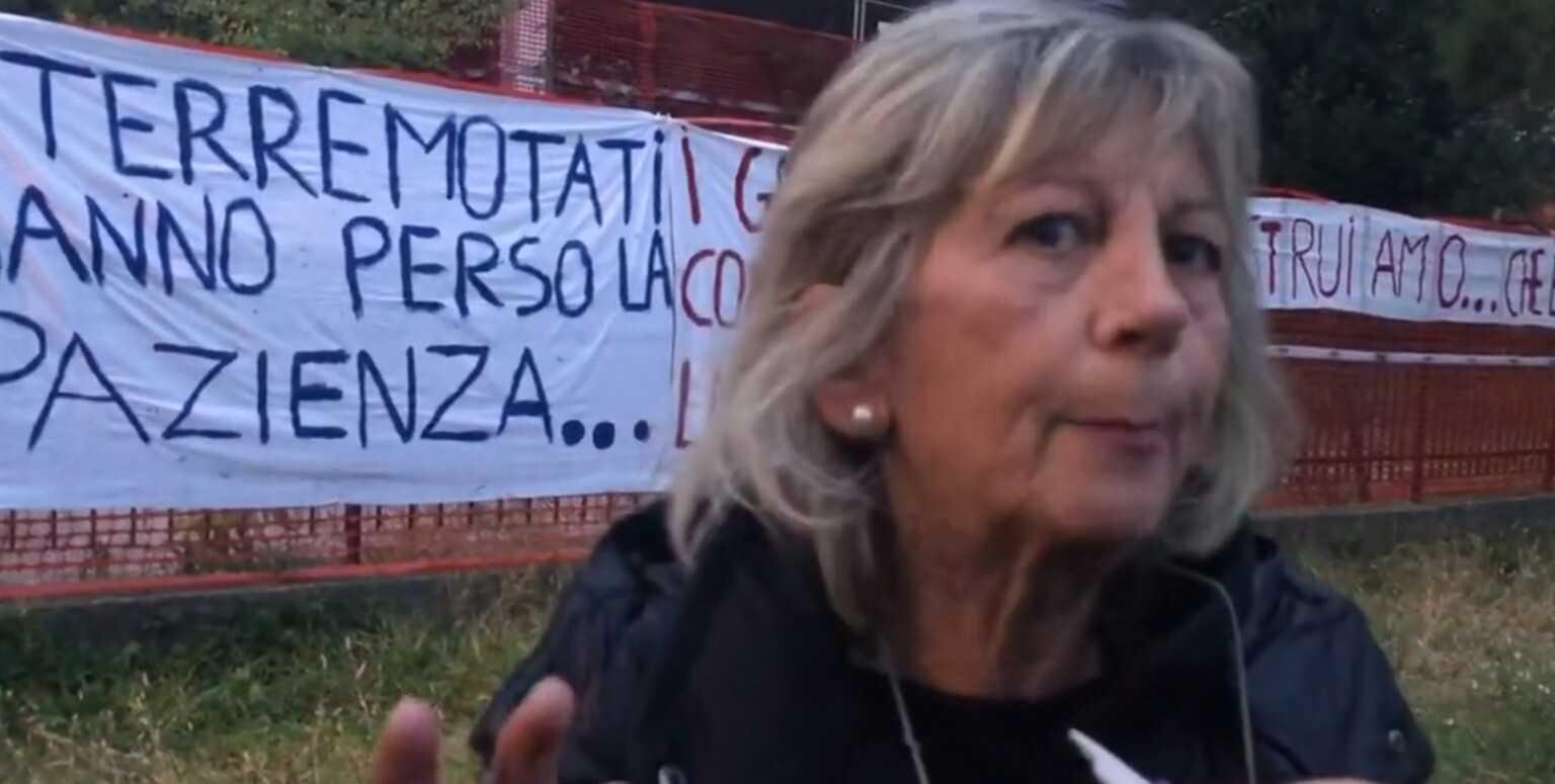 VIDEO | Sfollati in collera per nuova ordinanza: stop al Cas senza i progetti