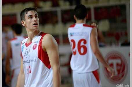 Basket B, l'Adriatica Press Teramo perde a testa alta a Senigallia (87-75)