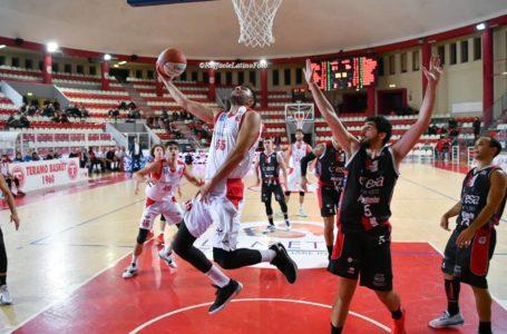 Basket B, il derby  del Palaska  va al Chieti nonostante una combattiva Adriatica Press Teramo