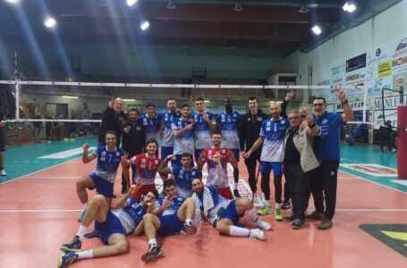 Volley,  la Blueitaly Pineto torna a vincere in trasferta contro la Paoloni Macerata