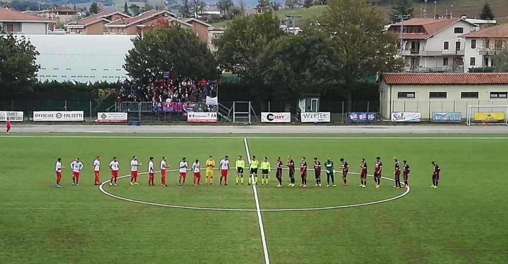Calcio D, il SN Notaresco è capolista solitaria ed espugna anche Matelica (1-2) con Sansovini e Romano: adesso sono 10!