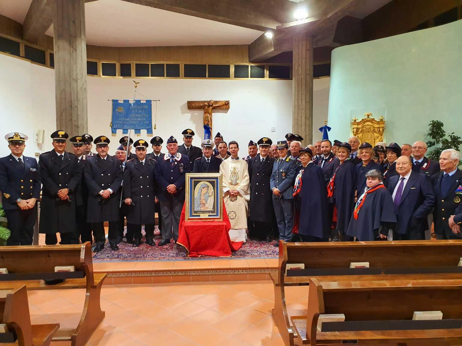 Giulianova, i Carabinieri commemorano la Virgo Fidelis Santa Patrona dell'Arma