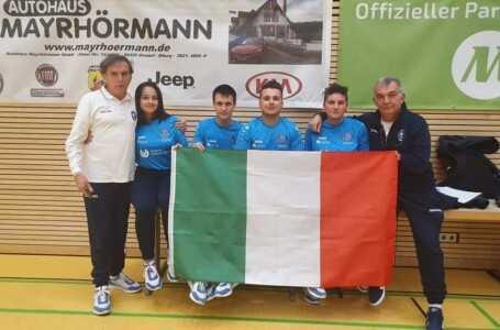 Bocce, agli Europei Juniores dominio degli Azzurrini: 5 ori su 5