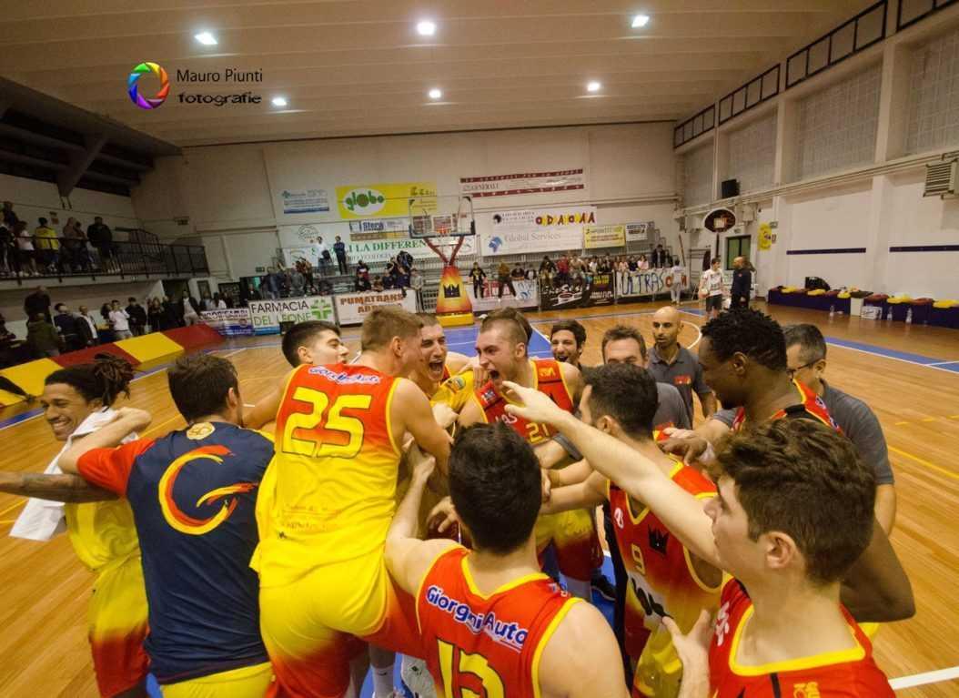 Basket B, La Globo Giulianova a Rimini: è la prima di due trasferte consecutive
