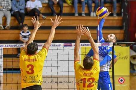 Volley, la Blueitaly Pineto affronterà in trasferta Florigel Andria