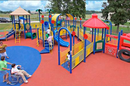 Parchi giochi inclusivi e sicuri