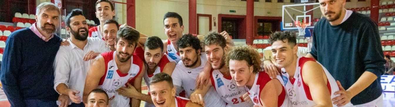 Basket B, secondo successo consecutivo per il Teramo che stende Montegranaro (82-70)