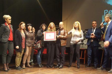 VIDEO | Pineto, all'Associazione Anta Onlus il premio Pino d'Oro 2019