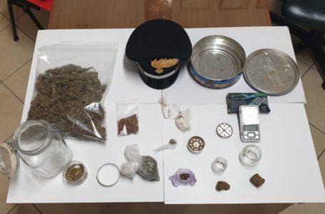 Pineto, arrestato spacciatore di haschish e marijuana