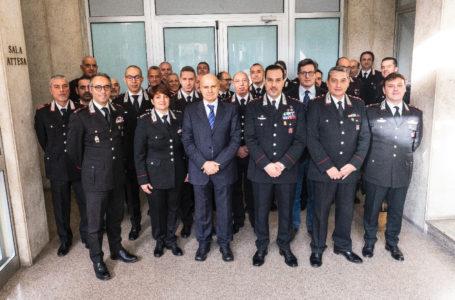 Natale 2019, gli Auguri del Procuratore Guerriero ai Carabinieri di Teramo