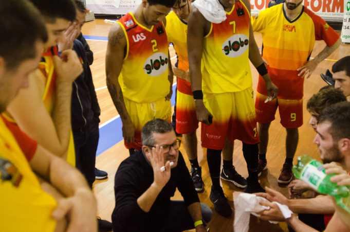 Basket B, un'altra Padova sulla strada della Globo Giulianova
