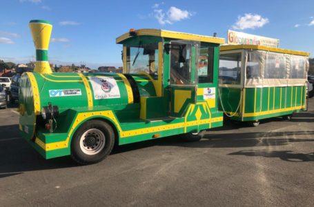 FOTO e VIDEO | Teramo, partito il Trenino di Natale: nel 2020 tornerà il bus navetta