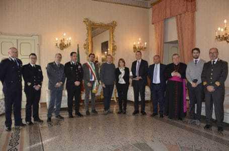 FOTO   Giorno della Memoria, Medaglia d'Onore per il Carabiniere Luigi Rossi deportato ad Auschwitz