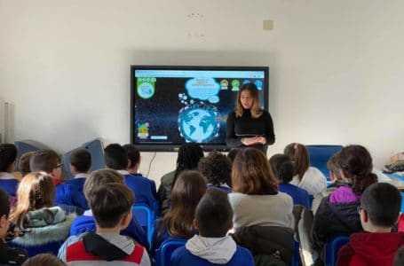 Tortoreto, divertimento e apprendimento con il progetto Waste Travel 360all'Istituto Comprensivo | FOTO e VIDEO